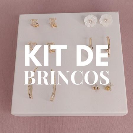 KIT DE BRINCOS