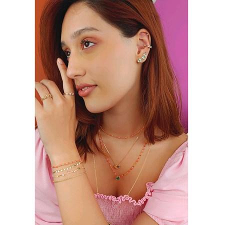 BRINCO EAR CUFF TURMALINA BM891-O
