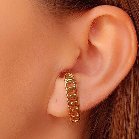 BRINCO EAR HOOK DE CORRENTE BM258-O